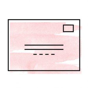 Front Envelope Addressing